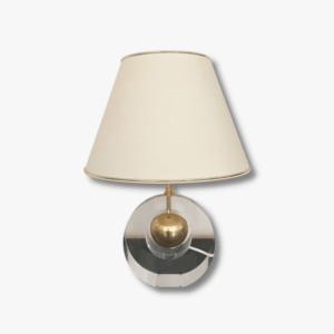 Plexiglas Lampe Secondhand Vintage Möbel Dekoration Schweiz