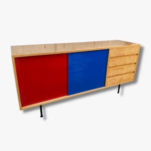 Sideboard 60er Secondhand Vintage Möbel Dekoration Schweiz