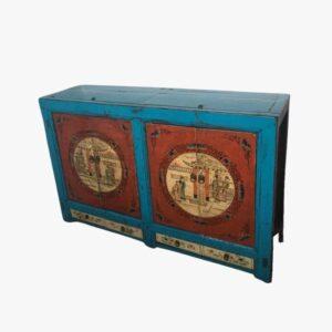 Chinesisches Sideboard Kommode Möbel secondhand vintage schweiz