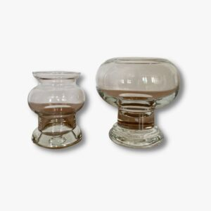 Glas Vase secondhand vintage schweiz kurato