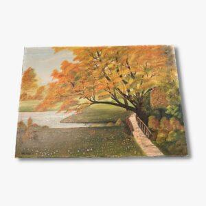 Gemälde Secondhand Vintage Möbel Dekoration Schweiz