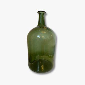 Dame Jeanne grün vert Secondhand Vintage Möbel Dekoration Schweiz