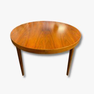 Esstisch rund Secondhand Vintage Möbel Dekoration Schweiz