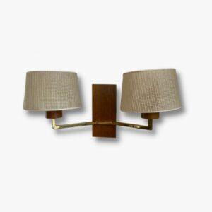 Wandlampe Kerzenständer 50er Küchenstuhl Secondhand Vintage Möbel Dekoration Schweiz