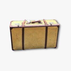 Koffer Secondhand Vintage Möbel Dekoration Schweiz