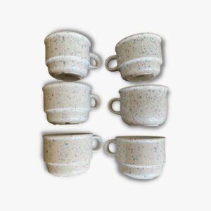 Arzberg Kaffeetassen Secondhand Vintage Möbel Dekoration Schweiz