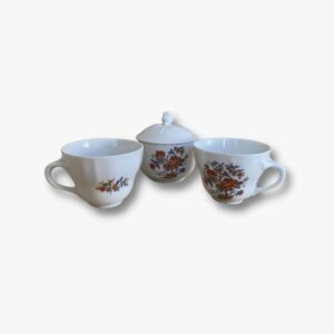 Tee Kaffee Tassen Bavaria Secondhand Vintage Möbel Dekoration Schweiz (7)