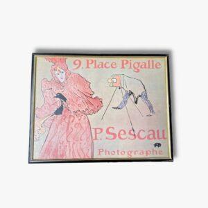 Bild Pigalle Paris Secondhand Vintage Möbel Dekoration Schweiz