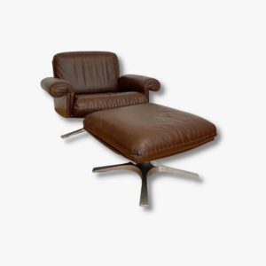 de Sede DS31 Sessel Ottoman vintage secondhand gebraucht schweiz kurato