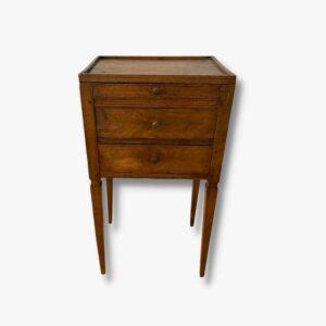 Biedermeier Beistelltisch Antikquität Secondhand Vintage Möbel Dekoration Schweiz (13)