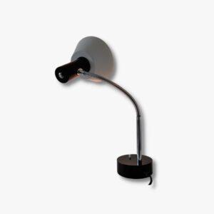 Tischlampe weiss Secondhand Vintage Möbel Dekoration Schweiz