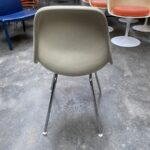 eames side chair dsx vintage hopsack braun gebraucht schweiz-7