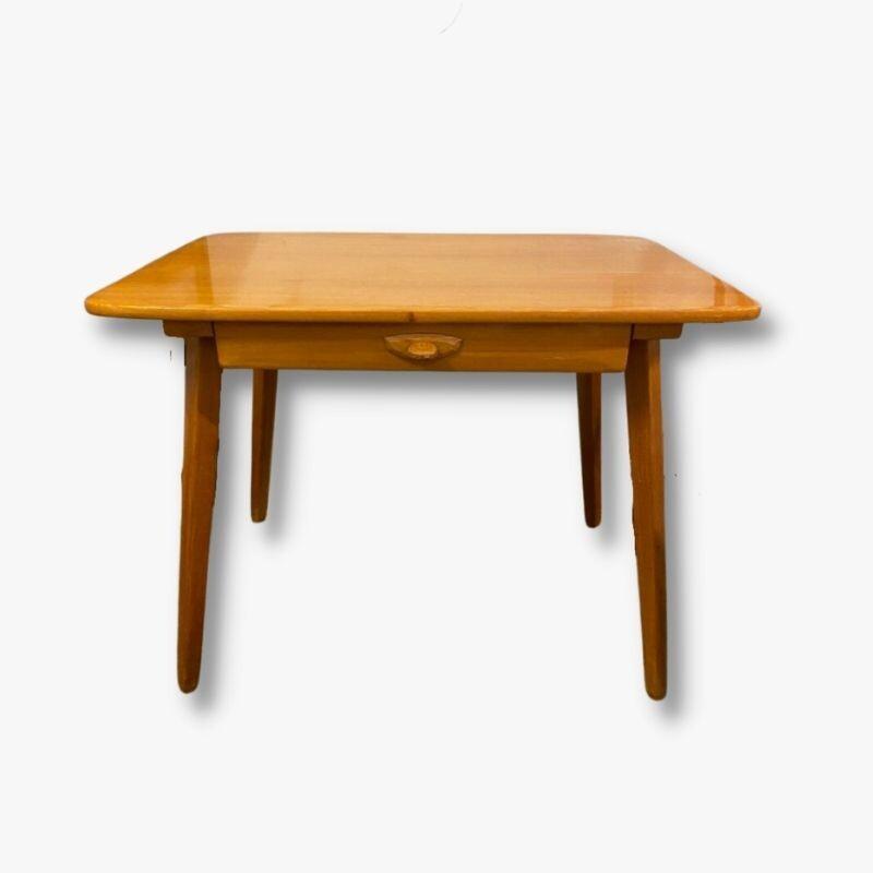 Jakob Müller Holz Tisch vintage secondhand gebraucht schweiz kurato
