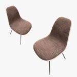 eames side chair dsx vintage hopsack braun gebraucht schweiz